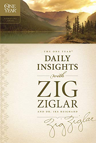 9781414319414: The One Year Daily Insights with Zig Ziglar (One Year Signature Series)