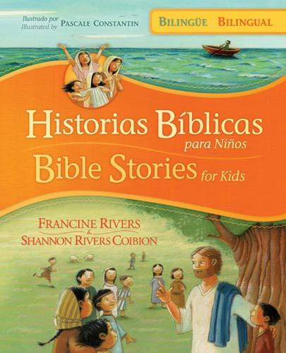 9781414319810: Historias Biblicas Para Ninos / Bible Stories for Kids (Bilingue / Bilingual)
