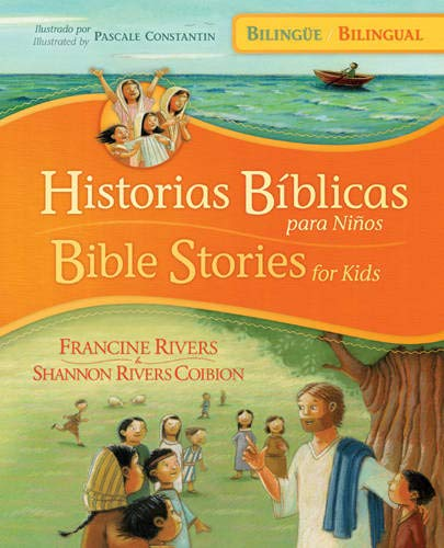 9781414319810: Historias b�blicas para ni�os biling�e / Bible Stories for Kids bilingual (Spanish Edition)