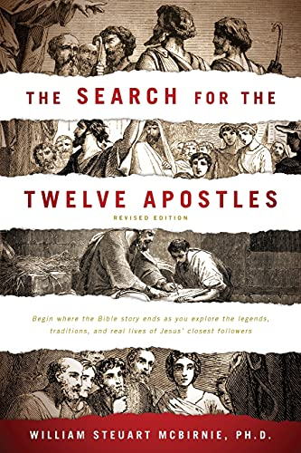 9781414320045: The Search for the Twelve Apostles