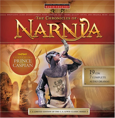 9781414320052: Title: The Chronicles on Narnia Prince Caspian