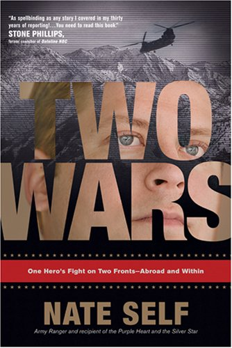 9781414320106: Two Wars: One Hero's Fight on Two Fronts--Abroad and Within