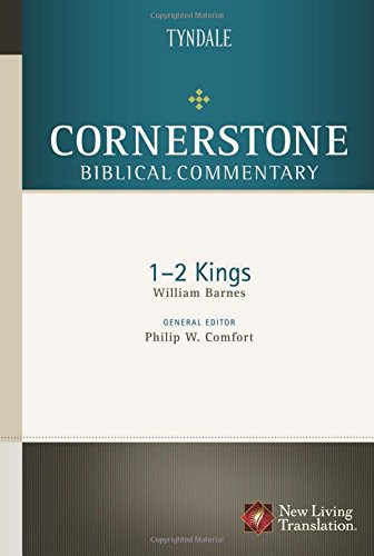 9781414322063: 1-2 Kings (Cornerstone Biblical Commentary)