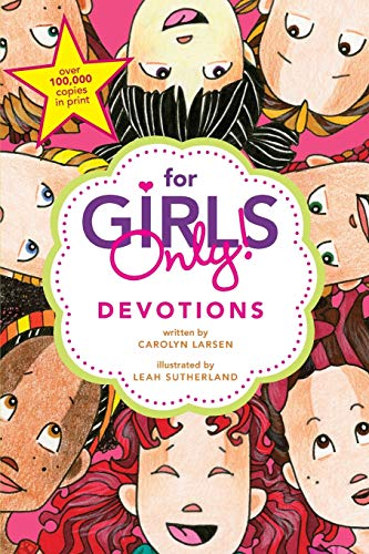For Girls Only! Devotions Format: Book: Leah Sutherland