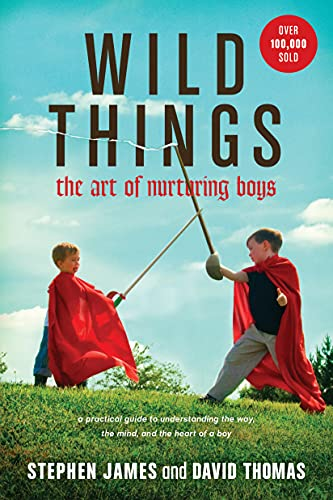 9781414322278: Wild Things: The Art of Nurturing Boys.