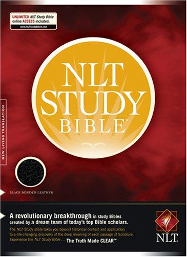 9781414324487: Study Bible-NLT