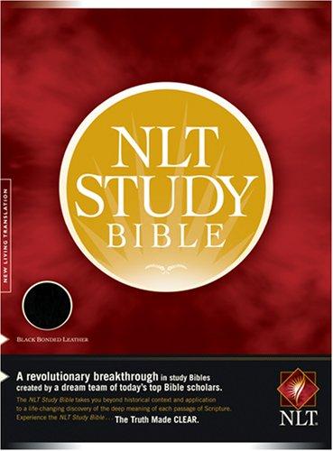 9781414324494: Study Bible-NLT
