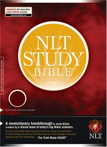 9781414324500: Study Bible-NLT