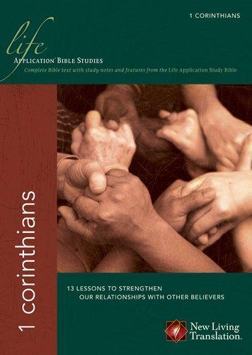 9781414326481: 1 Corinthians (Life Application Bible Studies: NLT)