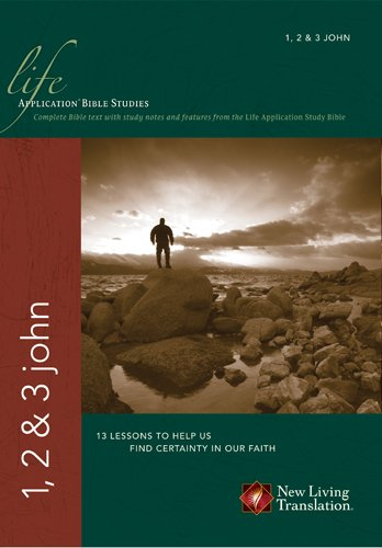 9781414326542: 1, 2, & 3 John (Life Application Bible Studies: NLT)