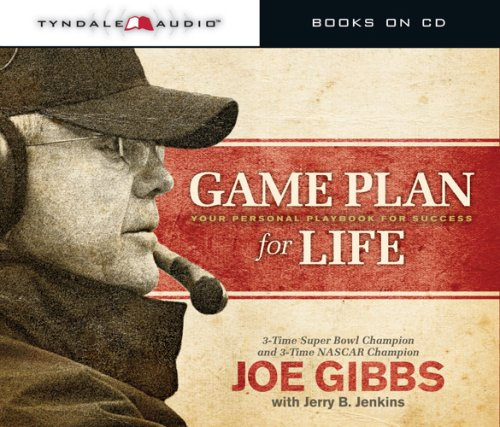 Game Plan for Life, Your Personal Playbook for Life - Abridged Audio Book on CD