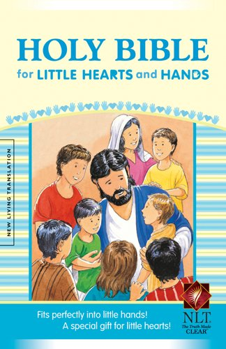 9781414331829: Holy Bible for Little Hearts and Hands NLT