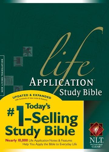 9781414331959: NLT Life Application Study Bible Indexed