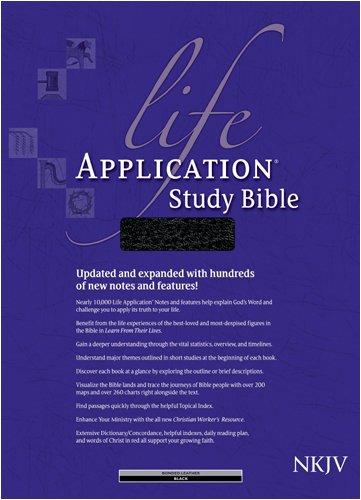 9781414332048: Life Application Study Bible NKJV
