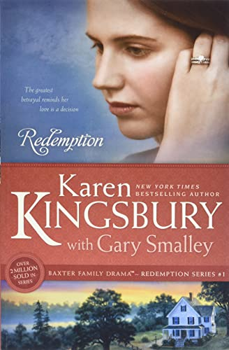 9781414333007: Redemption (Baxter Family Drama―Redemption Series)