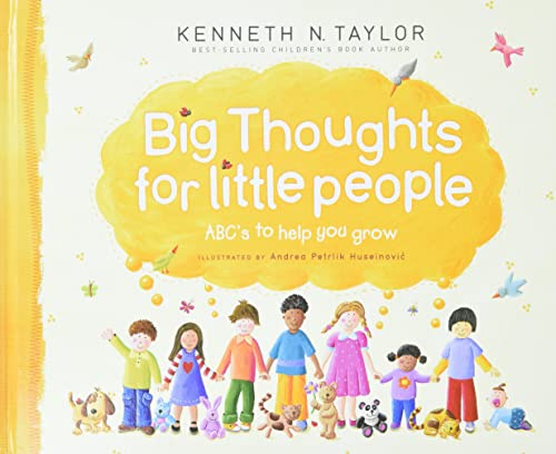 9781414333106: Big Thoughts for Little People: ABC's to Help You Grow