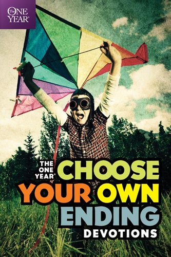 9781414333236: The One Year Choose Your Own Ending Devotions