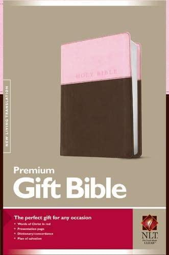 9781414333779: Premium Gift Bible NLT, TuTone