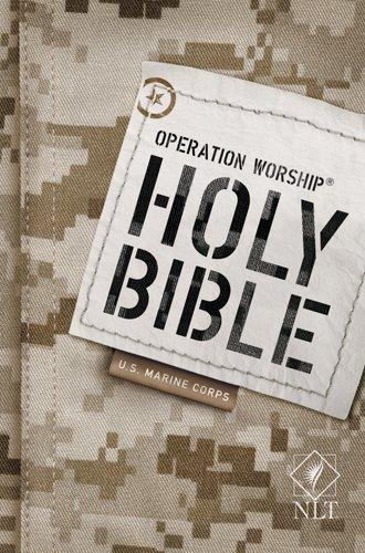 9781414333878: Operation Worship Compact NLT (Marine Corps edition), Marine Corps edition