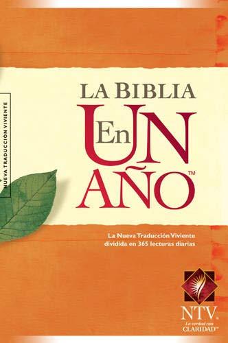 9781414334165: La Biblia en un Ano-Ntv