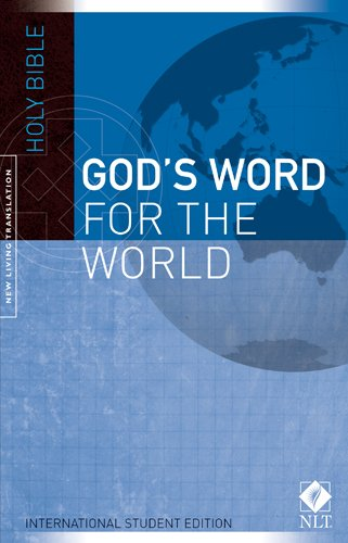 Holy Bible God's Word for the World (New Living Translation)