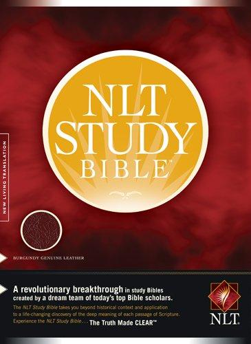 9781414334677: NLT Study Bible (NLT Study Bible: Nltse)
