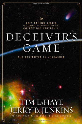 9781414334868: Deceiver's Game: The Destroyer Is Unleashed (Left Behind Series Collectors Edition)