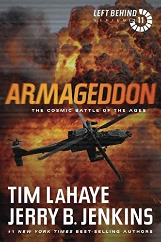 9781414335001: Armageddon: The Cosmic Battle of the Ages (Left Behind)