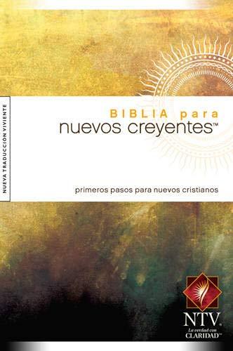 9781414335926: Biblia Para Nuevos Creyentes-Ntv