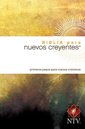9781414335933: Biblia Para Nuevos Creyentes-Ntv