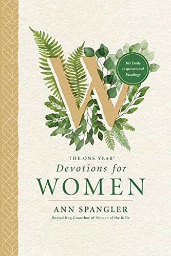 9781414336022: The One Year Devotions for Women: Becoming a Woman at Peace (The One Year Book)