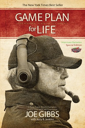9781414336671: Game Plan for Life - Your Personal Playbook for Success (Interstate Batteries Special Edition)