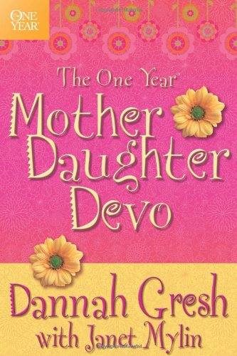 9781414336787: The One Year Mother-Daughter Devo