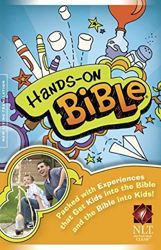 9781414337692: NLT Hands-On Bible PB revised ed