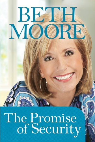 Promise Of Security (Booklet): Moore Beth