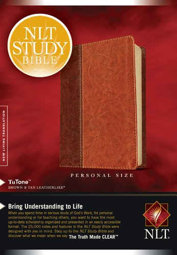 Study Bible-NLT-Personal Size