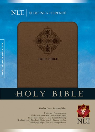 9781414338651: Slimline Reference Bible NLT