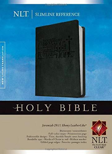 9781414338682: Slimline Reference Bible NLT