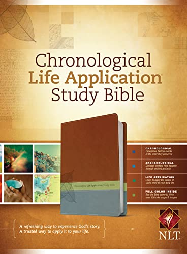 Chronological Life Application Study Bible: Tyndale House Publishers