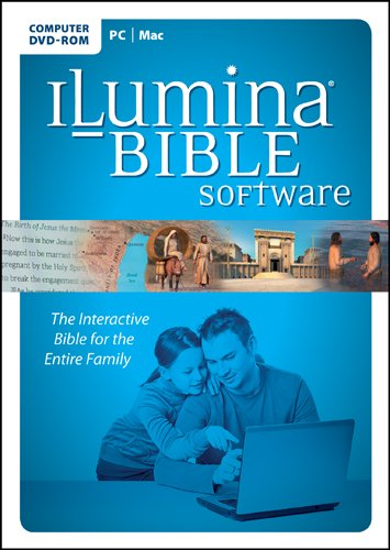 9781414339320: iLumina Bible Software: The Interactive Bible for the Entire Family