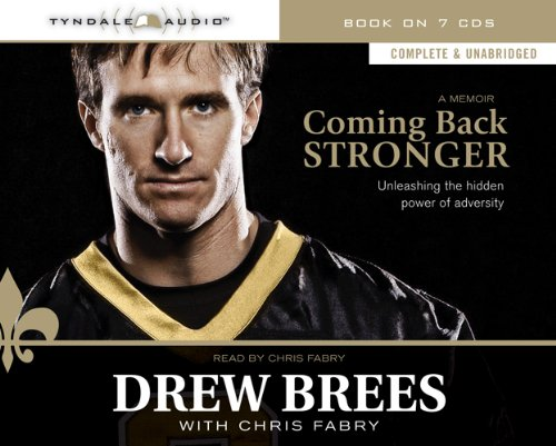 9781414339450: Coming Back Stronger: Unleashing the Hidden Power of Adversity