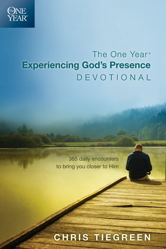 9781414339559: The One Year Experiencing God's Presence Devotional: 365 Daily Encounters to Bring You Closer to Him