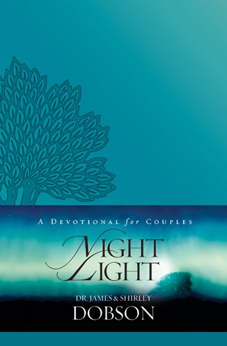 Night Light: A Devotional for Couples (Imitation Leather): Shirley Dobson
