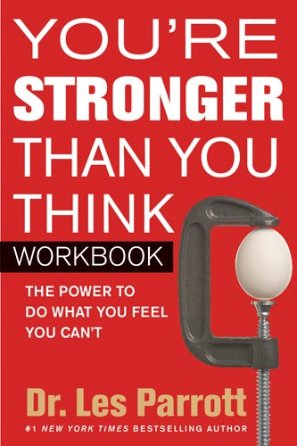 9781414348544: You're Stronger Than You Think Workbook: The Power to Do What You Feel You Can't