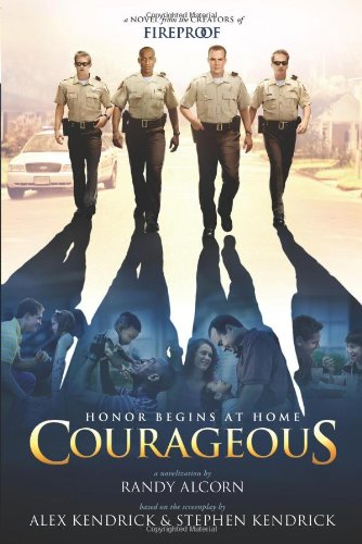 Courageous: A Novel: Randy Alcorn, Alex