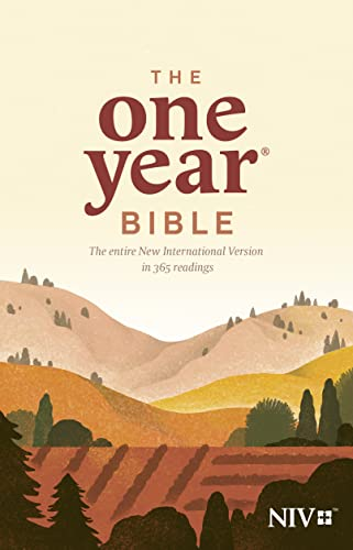 9781414359915: The One Year Bible NIV
