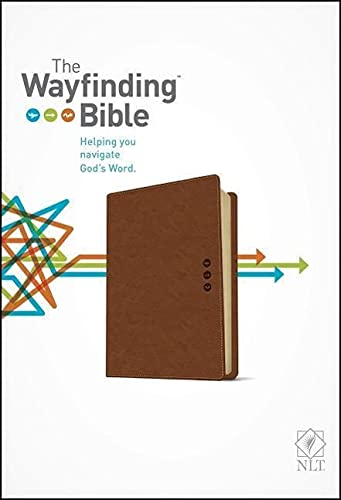 Wayfinding Bible-NLT (Imitation Leather)