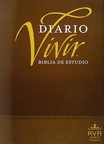 9781414362014: Diario Vivir Biblia de Estudio-Rvr 1960 (Life Application Study Bible: Rv60)