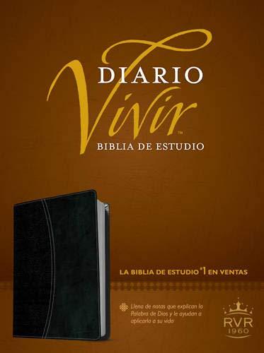 9781414362021: Biblia de estudio Diario vivir RVR60, DuoTono (Spanish Edition)