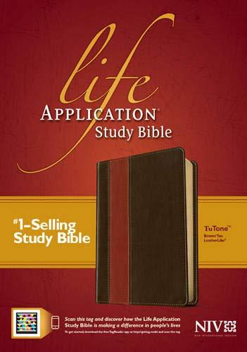 9781414362038: Life Application Study Bible NIV, TuTone